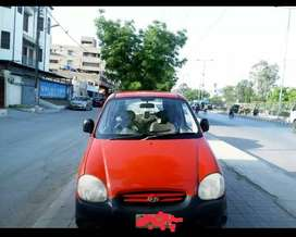 Santro as like new Car family used with power full Engine neat all