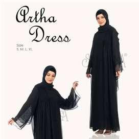 Gamis Artha Dress - Shasmira