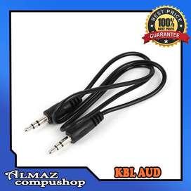 Kabel Audio 3.5mm Hitam