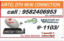 AIRTEL DTHNEW CONNECTION
