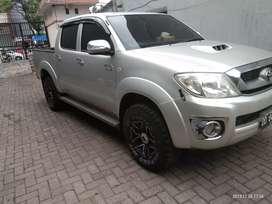 Toyota hilux G 3.0 cc double cabin 4x4 diesel mt
