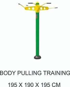 Jual Body Pulling Training - Outdoor Fitness Termurah
