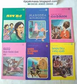 Buku Cerita Dari 5 Benua Gramedia - mulus