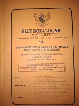 Ruko Dijual Cepat dan Murah di Jl. Pancing / Williem Iskandar Medan