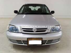 Get Suzuki cultus 2015 on easy monthly installment