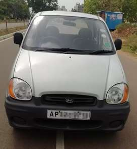 Hyundai Santro 2002 Petrol Well Maintained