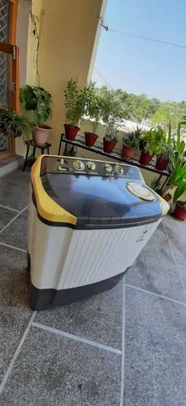LG 7.5KG SEMI AUTOMATIC WASHING MACHINE
