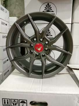 all new SKILL 3354 HSR R15X65 H8X100-114,3 ET38 GUNMETAL