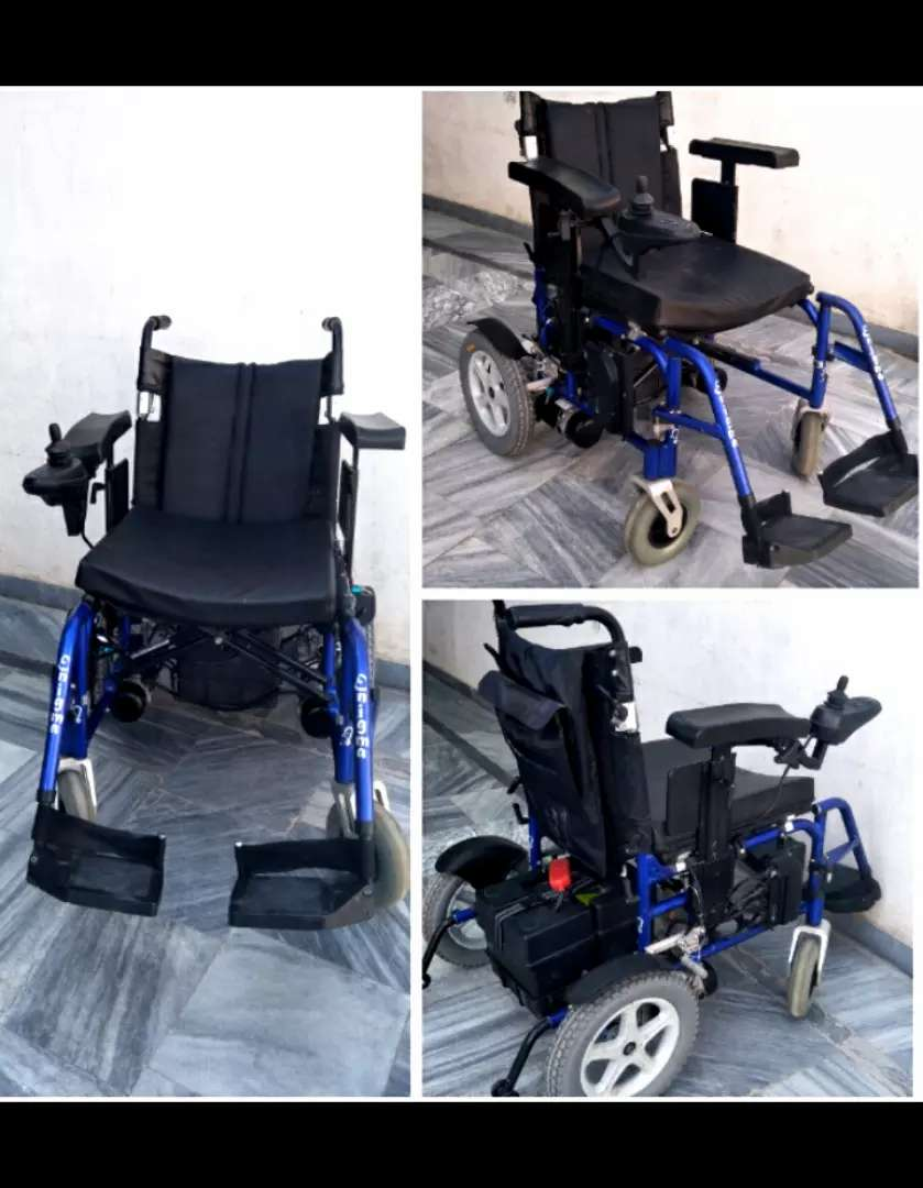 ELECTRIC WHEELCHAIR UK IMPORTED