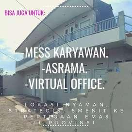Gedung u/kantor industri UMKM / virtual office, Bandung Timur jabar