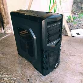 pc gaming fx 6300 gtx 1050 ram 16gb komputer cpu desain editing render