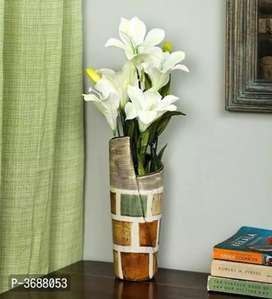 Collection Of Ceramic Flower Vases