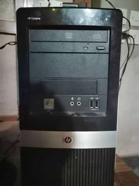 Gaming Pc With Lcd Intel Core I5 660 Processor Gt 730 Gpu With