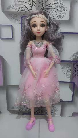 Boneka BJD (Ball joint doll) tinggi 48cm