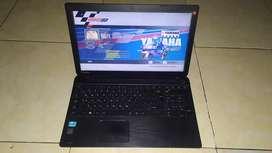 Laptop Toshiba i3 3110M / Normal / Siap Pakai / Batrei 4JJama