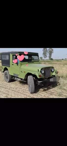Mahindra thar turbo modified jeep