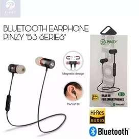 Headset bluetooth pinzy B3