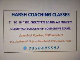 Harsh Coaching Classes