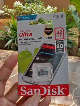 Memory Card Sandisk 32Gb