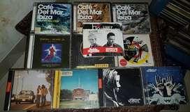 Jual Borongan CD Import Original Dance & Chill Collection