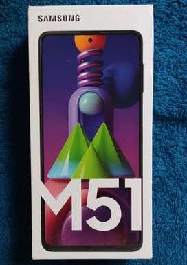 Samsung M51 8gb+128gb & 6+128 blue,blak sealpak & M31 & M21 & M11 &J2