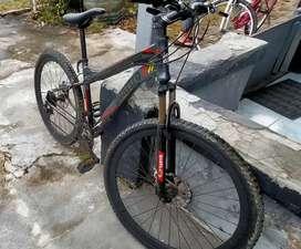 Dijual 2 unit sepeda Polygon dan Rugen