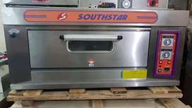 Pizza oven, hot plate, grill, fryer