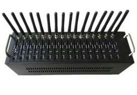 16 Port Usb modem for multi recharge and bulk sms