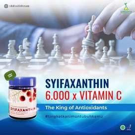 Syifaxanthine imune booster anti oxidant terbaik