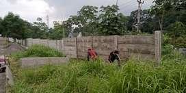 Pagar panel Bogor