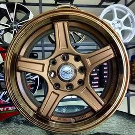 AMW wheels VELG SSR R14X6.5 PCD 8X100/114.3 OFFSET 38