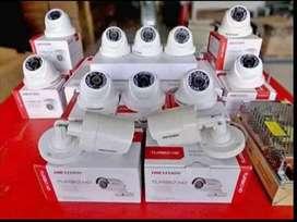 AHLI PLUS PEMASANGAN KAMERA CCTV MERK HILOOK HIKVISION FULL HD