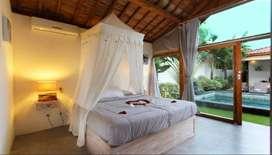 MONTHLY FOR RENT 2 BEDROOMS VILLA IN SEMINYAK - MR282