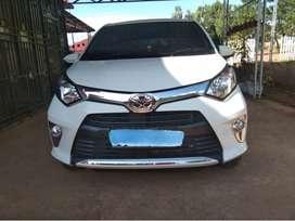 Dijual cepat mobil calya thn 2017, surat2 lengkap pajak hidup