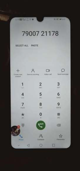 Honor 10 lite good condition phone 4gb 64gb