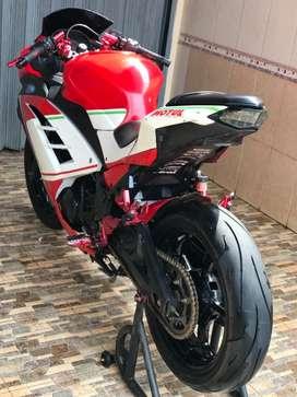 Kawasaki Ninja FI SE 2013