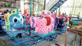 Kereta mini panggung odong odong mini coaster RAA