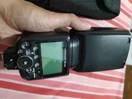 flash speedlight Nikon SB900 mulus termurah no nissin godox yongnuo