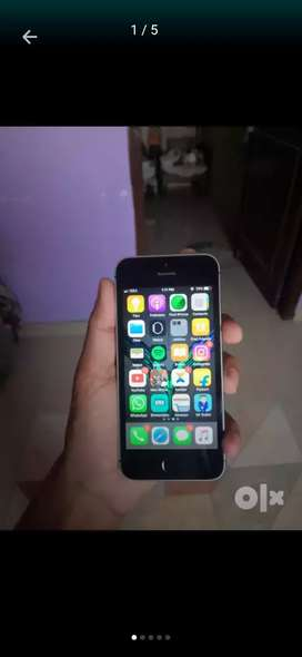 4G I phone 5 S in 16gb