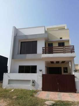 Bahria Enclave Sector B1  5 Marla Brand new house available for sale