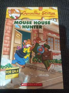 Geronimo Stilton young reader collection