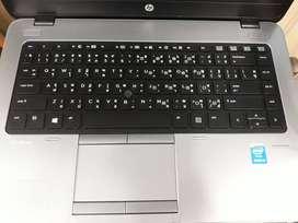 HP Elitebook 840. Ultra-slim, light-weight n sturdy metal construction