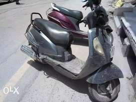 Suzuki access 125cc for qucik sale.