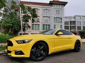 Ford Mustang 2.3 Eco Boost 2019 Nik2016 Yellow Km6000 Antik Lgsg BBN