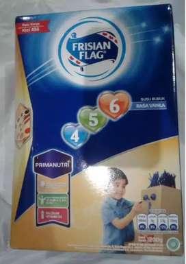 Susu Frisian Flag 456 Rasa Vanila 1200gr
