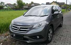 Honda CR-V 2.4 th 2013 A/T Grey, bs Kredit