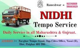Nidhi Tempo Service.