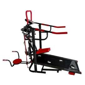 Alat Fitness Treadmill Manual TL004 AG