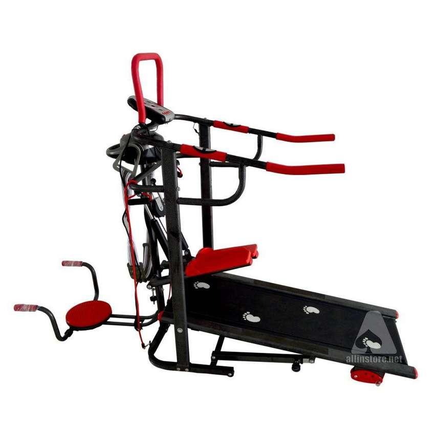 Alat Fitness Treadmill Manual TL004 AG 0