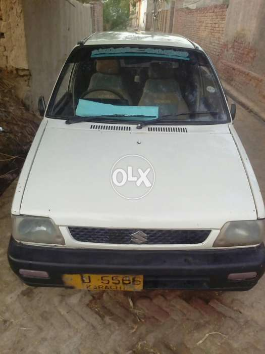 Mehran vx cng perfect engine100% 0